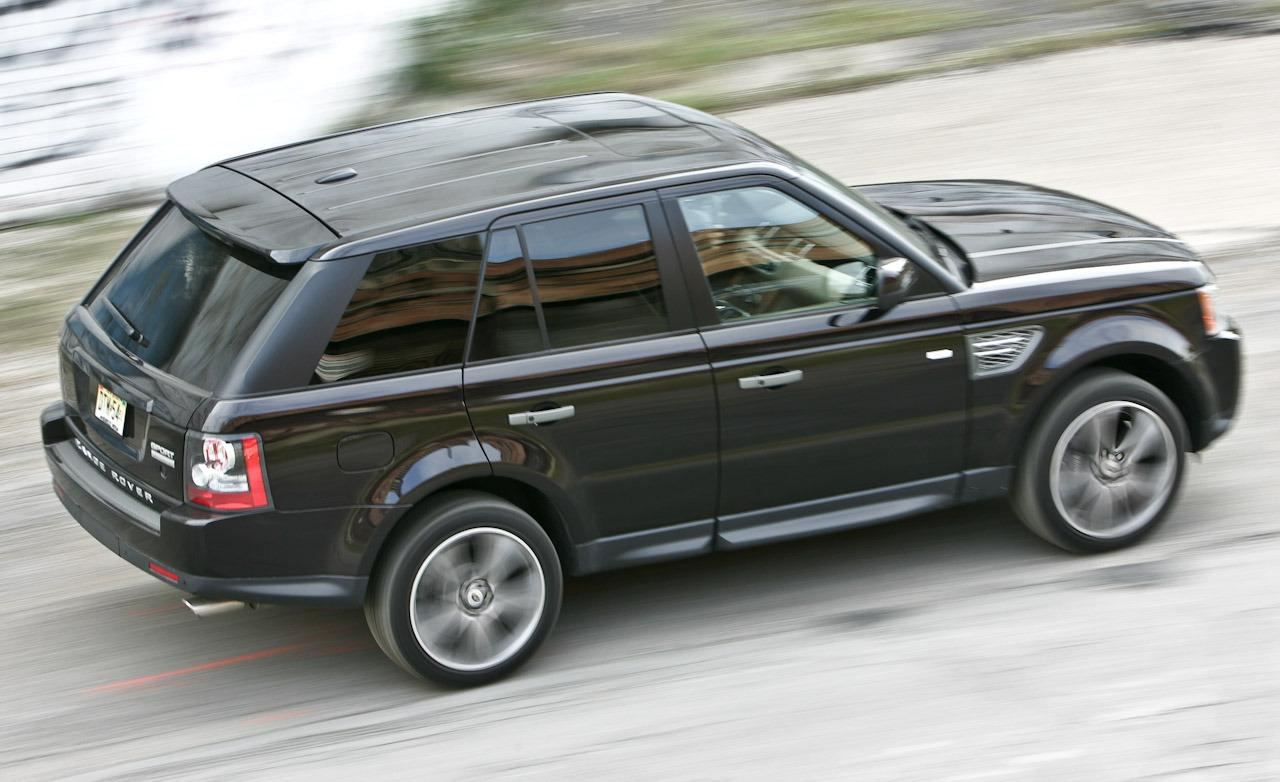 Range Rover Sport Limo Service